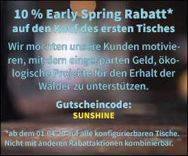 Early-Spring-Rabatt